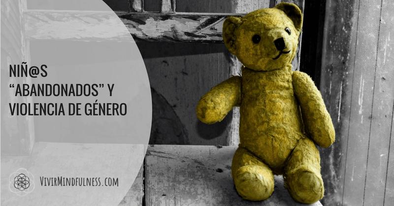 Niños abandonados y violencia de género