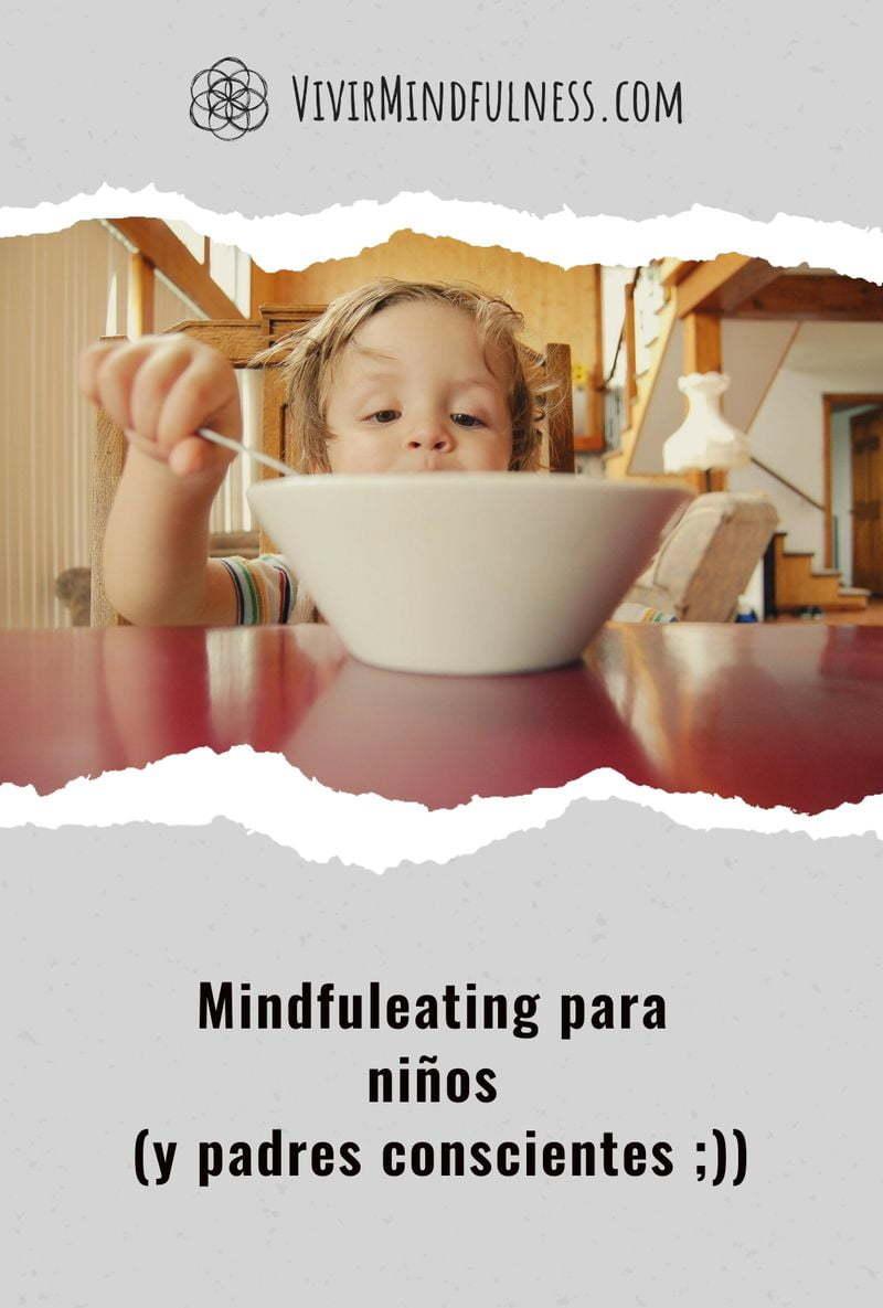Mindfuleating para niños